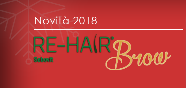 Re-Hair Brow 2018