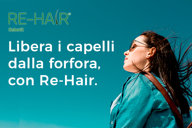 Shampoo Antiforfora Re-Hair Estate